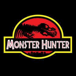 MH jurassic by Mother-nono