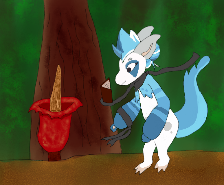 Azure - Horticulture Trial Step 1 by ShadowDragon99