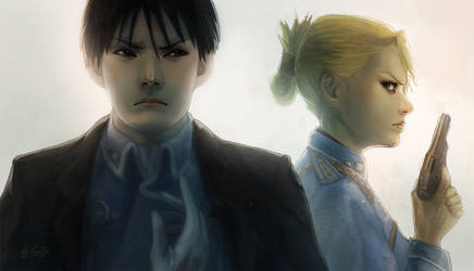 FMA: King and Queen