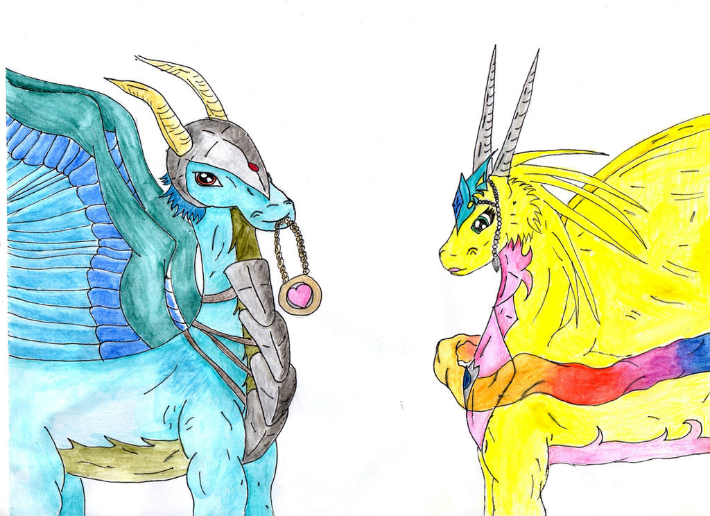 A little Gift by DragonEmpress0705