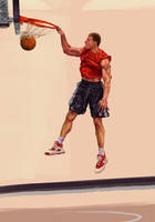 Blake Griffin by jiangming