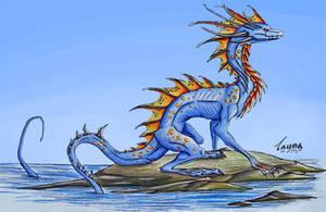 Sea Dragon by Laynas