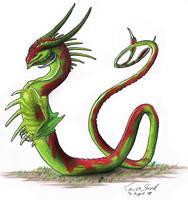 Venenum draco by Laynas