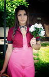 Flower girl by Dragunova-Cosplay
