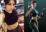 Lara Croft - Tomb Raider AOD Work in Progress