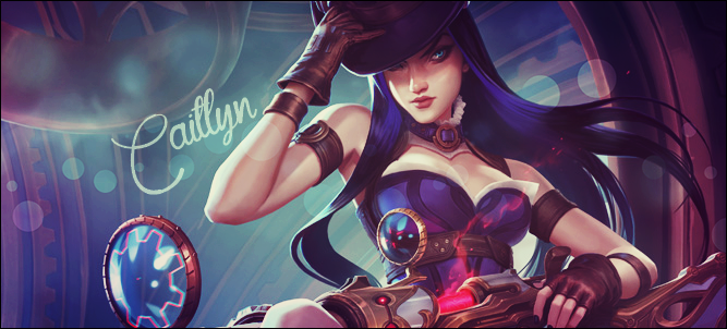 Caitlyn ~ League of Legends by Dragunova-Cosplay