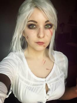 Ciri - The Witcher 3 Cosplay