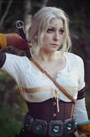 Ciri - The Witcher 3 Cosplay by Dragunova-Cosplay