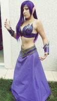 Morgana - League of Legends cosplay in progress