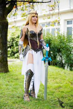 Zelda Cosplay - Original Design