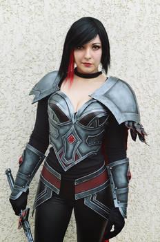 Nightraven Fiora Cosplay - League of Legends