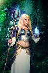 Jaina cosplay - World of Warcraft
