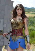 Wonder Woman - Cosplay by Dragunova-Cosplay