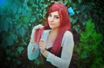 Ariel Cosplay - Disney by Dragunova-Cosplay