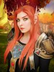 Blood Elf Paladin - Warcraft Cosplay by Dragunova-Cosplay