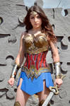 Wonder Woman Cosplay by Dragunova-Cosplay