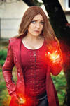Scarlet Witch Cosplay by Dragunova-Cosplay