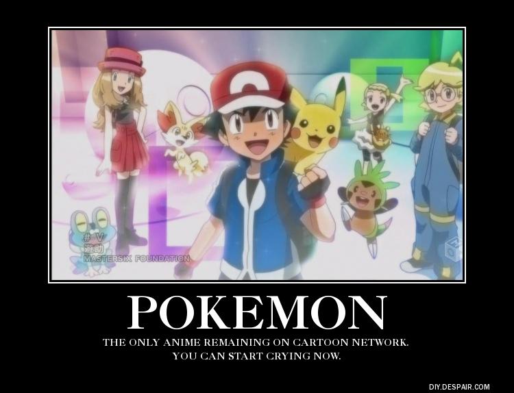 Pokemon Demotivational Poster By Emperorpalpitoad On Deviantart