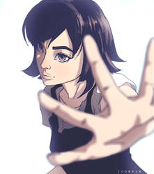 Reach by ryon-art