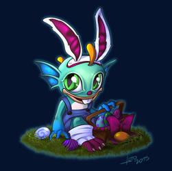 Funny Bunny Murky