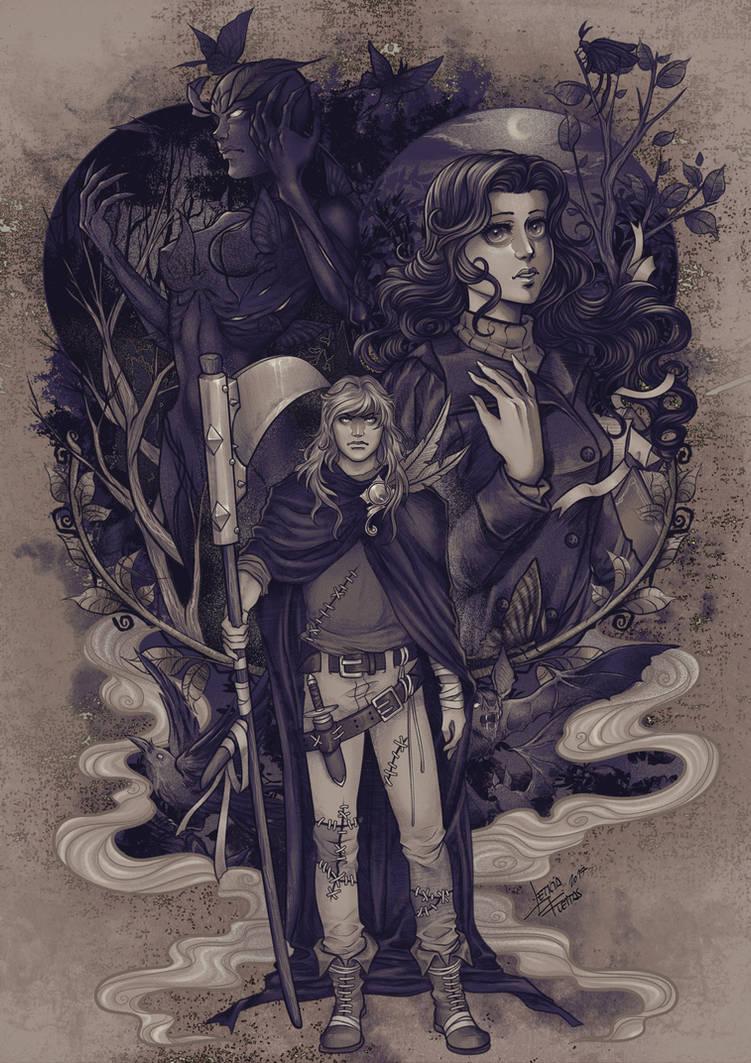 Krow I - Poster 1