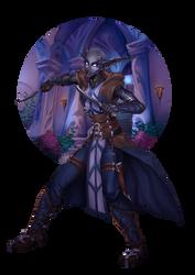 Thyraeth (1) - Wow Character Portrait Series