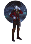 Atebis  - Wow Character Portrait Series