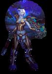 Iridessa  - Wow Character Portrait Series