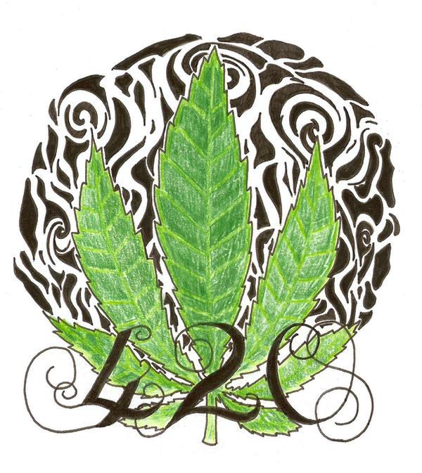 420 Tattoo design by Dude-Skinz-Tattooing on DeviantArt