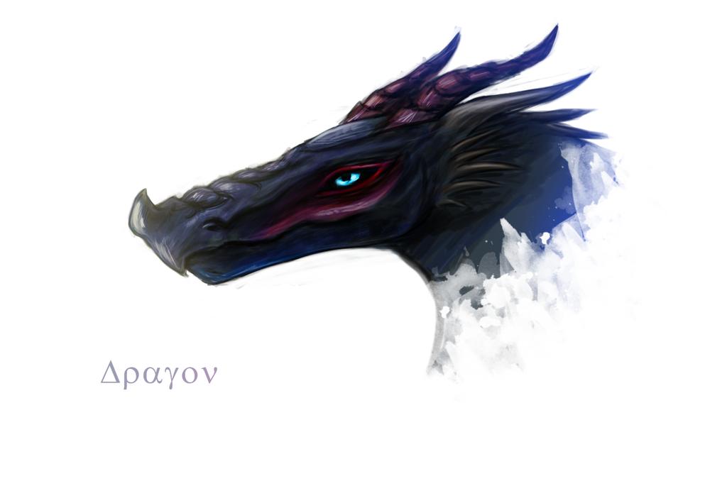 Dragon by Nastja696