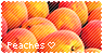 Peaches Stamp by connorbara