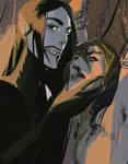 Melkor/Maedhros