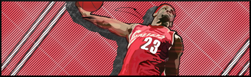 Lebron James Sig NBA by KageHalibel