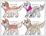 Dog Adopts [2/4 OPEN] - $5
