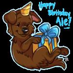 Happy Birthday ! by ranalligator