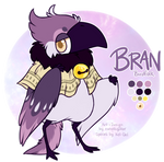 OC: Bran (MYO)