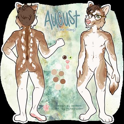 C: August