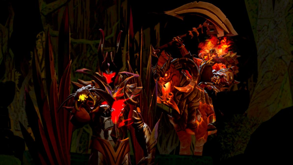 Edgemaster in his Bathrobe by Darkwraith-Turk