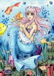 Underwater Nurse Elodie