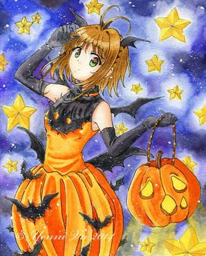 Pumpkin Bag by Yenni-Vu