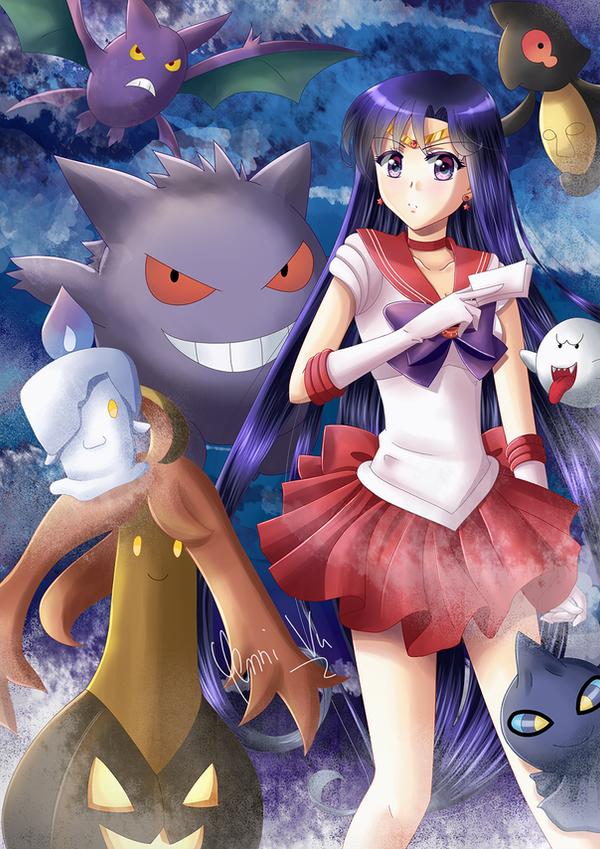 A different Halloween by Yenni-Vu