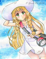 Meet Lillie by Yenni-Vu