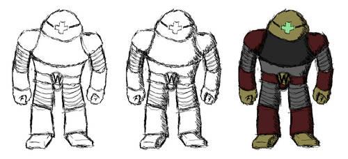 The Protomen - Guts Man by AngryHobgoblin
