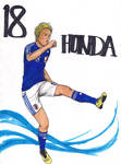 Honda Keisuke 18