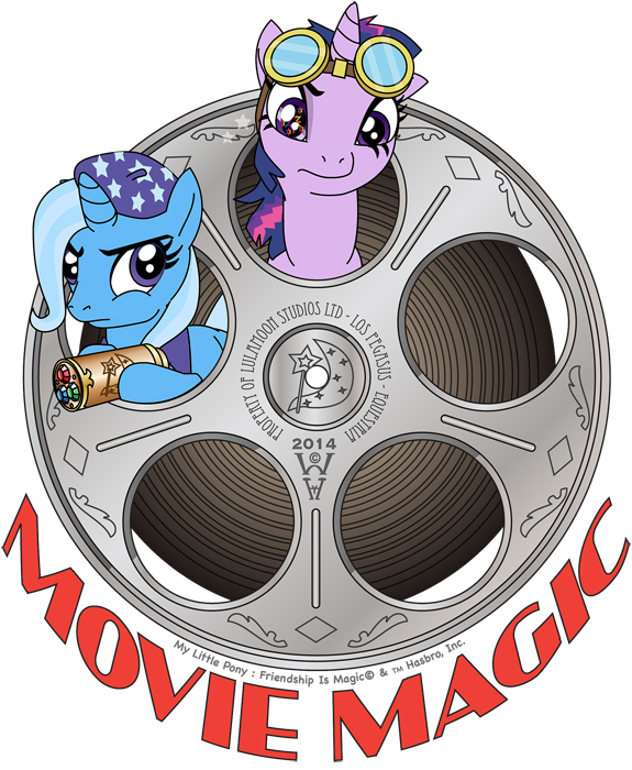 Movie Magic by WarrenHutch