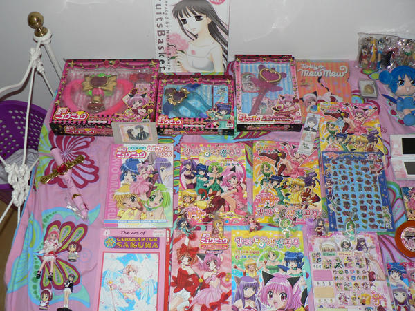 Manga And Anime Merchandise By XMewIchigox