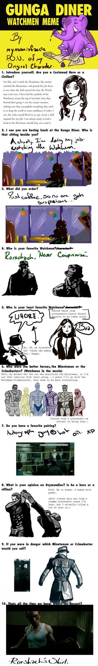 Watchmen Meme by mynameisfaerie
