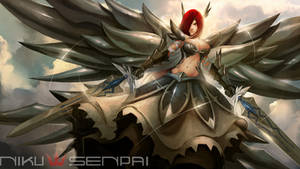 Erza Titania - Heavens Wheel