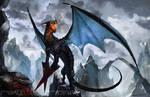 Bladescale Dragon