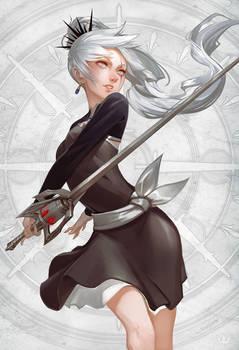 Weiss - Flawless Huntress